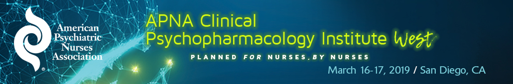 APNA Clinical Psychopharmacology Institute West